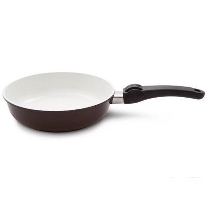 SKK Сковорода CeraPro, 24 см, со съемной ручкой 066244 SKK skk сковорода cerapro 24 см со съемной ручкой 064244 skk