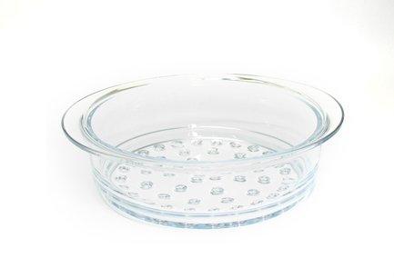 SKK Пароварка стеклянная (3.4 л), 24 см 06040 SKK