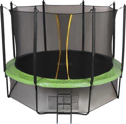 Swollen Батут Swollen Classic 12 FT, 366 см, зеленый SWL-CLASSIC-12-FT g Swollen цена 2017