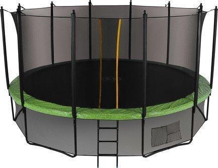 Swollen Батут Swollen Classic 16 FT, 488 см, зеленый SWL-CLASSIC-16-FT g Swollen цена