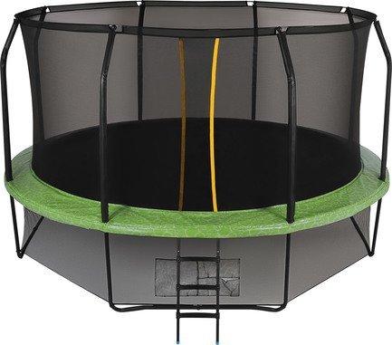 Swollen Батут Swollen Prime 14 FT, 427 см, зеленый SWL-PRIME-14-FT g Swollen