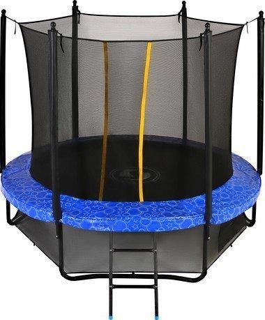 Swollen Батут Swollen Classic 8 FT, 244 см, синий, уценка SWL-CLASSIC-8-FT b u Swollen