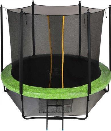 Swollen Батут Swollen Classic 10 FT, 305 см, зеленый, уценка SWL-CLASSIC-10-FT g u Swollen цена 2017