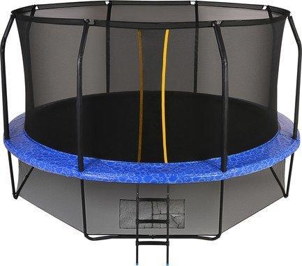 Swollen Батут Swollen Prime 14 FT, 427 см, синий, уценка SWL-PRIME-14-FT b u Swollen unix outside 14 ft blue