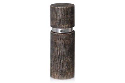 AdHoc Мельница для соли и перца Textura Antique, 20 см, черная 010.070800.059 AdHoc пробка для бутылки с функцией воронки adhoc champ
