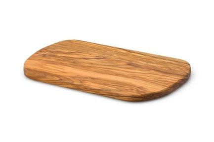 Continenta Разделочная доска, 34х22х1.6 см, оливковое дерево 013.040701.034 Continenta цена 2017