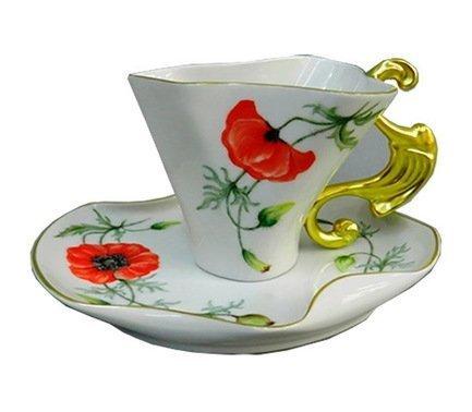Чашка Dali (0.15 л) с блюдцем 46120425-240Kk Rudolf Kampf