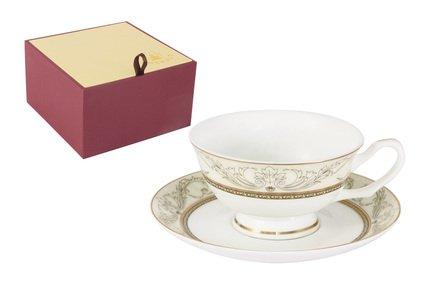 цена на Emerald Чашка Романтика (0.2 л) с блюдцем E5-HV005011_CS-AL Emerald
