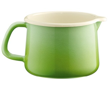 Riess Кружка Smaragd (1.7 л), с носиком 0673-036 Riess чайник riess pastell со свистком цвет розовый 2 л