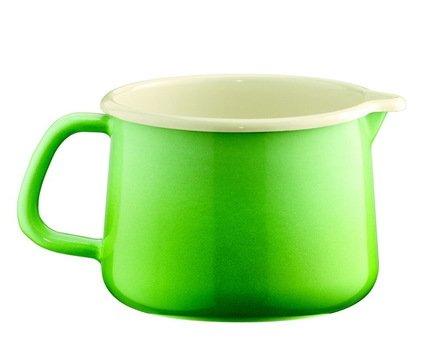Riess Кружка Smaragd (0.75 л), с носиком 0671-036 Riess чайник riess pastell со свистком цвет розовый 2 л