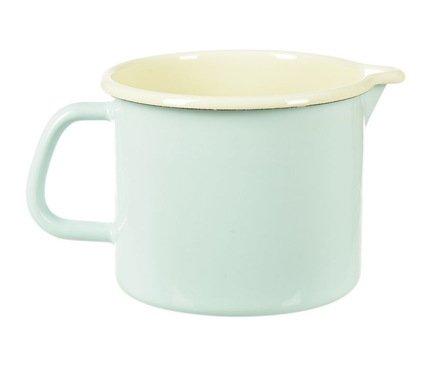 Riess Кружка цилиндрическая Pastell (1.7 л), с носиком 0041-006 Riess gien filets bleus кувшинчик с носиком 0 25 л