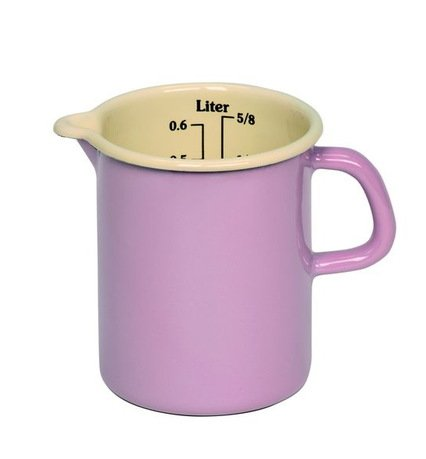все цены на Riess Кружка мерная цилиндрическая Pastell (0.5 л), с носиком 0337-006 Riess онлайн