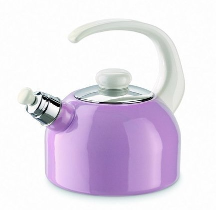 Riess Чайник со свистком Pastell (2 л) 0543-015 rosa Riess чайник riess pastell со свистком цвет розовый 2 л