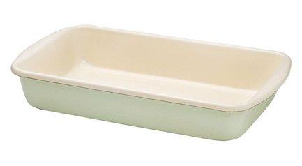 Riess Жаровня для запекания Pastell, 38х22.5х7 см 0436-006 Riess жаровня глубокая delcia glass 42 см