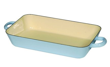 Riess Жаровня для запекания Pastell, 33х20х6.3 см 0046-006 Riess riess салатник pastell 30 см 0438 006 riess