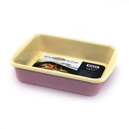 Жаровня для запекания Pastell, 24.8х20х5.5 см 0397-006 Riess все цены