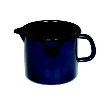 Riess Кружка цилиндрическая Blau (0.5 л), с носиком 0038-096 blau Riess riess кружка цилиндрическая pastell 0 5 л с носиком 0038 006 riess