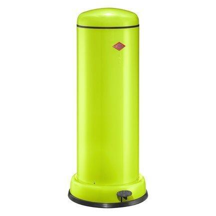 Wesco Ведро для мусора с педалью 30 л зеленый лайм 13473120 Wesco