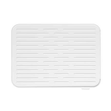 Силиконовый коврик для сушки посуды, светло-серый 117466 Brabantia недорого
