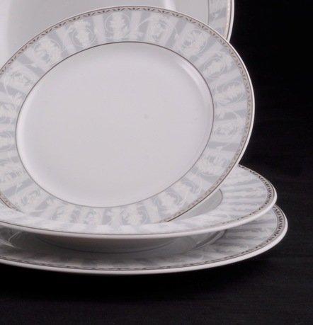 Leander Набор тарелок глубоких 6шт 22.5 см 02160223-1013 Leander набор тарелок 17см 6шт роза 30200 1232878
