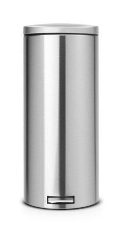 Мусорный бак с педалью (30 л), бесшумный 479588 Brabantia