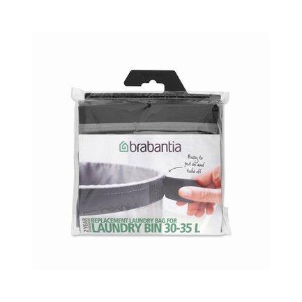 Мешок для бака для белья c пластиковой крышкой (35 л) 102325 Brabantia