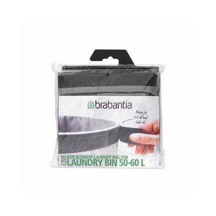 Мешок для бака для белья (65 л) 102363 Brabantia мешок для прищепок 18х28 см синий 105784 brabantia