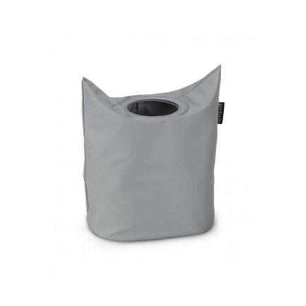 Brabantia Сумка для белья овальная (50 л), серая 102448 Brabantia сумка compact courier 80 серая