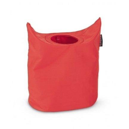 Brabantia Сумка для белья овальная (50 л), красная 102523 Brabantia prada красная стеганая сумка diagramme