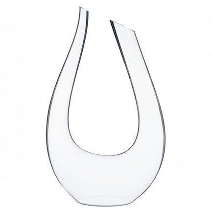 Riedel Декантер Amadeo (1500 мл), хрустальное стекло, черно-белый 1756-00 Riedel