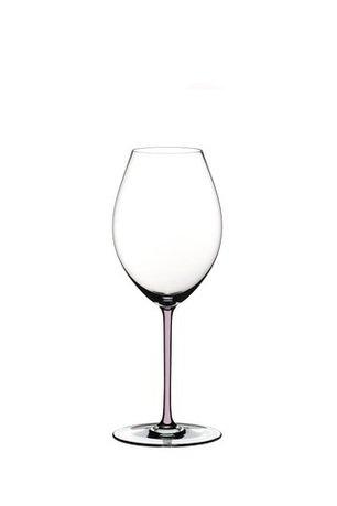 Фужер Old World Syrah (650 мл), хрустальное стекло с розовой ножкой 4900/41P Riedel
