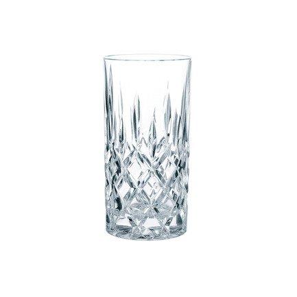 Nachtmann Набор стаканов высоких Noblesse в крафтовой упаковке (375 мл), 6 шт., бессвинцовый хрусталь 101418-6 Nachtmann nachtmann набор фужеров для шампанского noblesse 160 мл бессвинцовый хрусталь 2 шт 100592 nachtmann