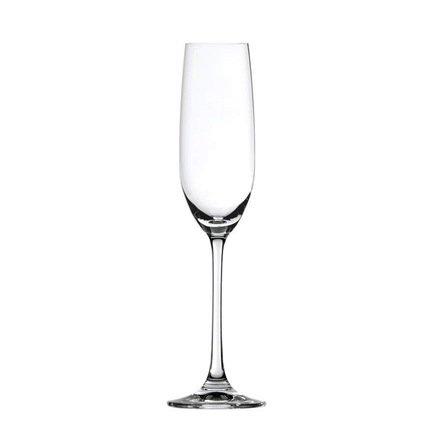 Nachtmann Набор фужеров для шампанского Vivino, хрустальное стекло, 4 шт. 95864 Nachtmann набор фужеров для шампанского тулип 200мл 6шт