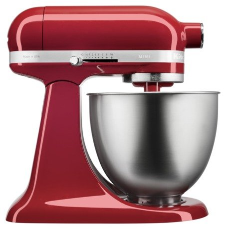 KitchenAid Миксер планетарный Artisan, красный 5KSM3311XEER KitchenAid kitchenaid 5kc7sb