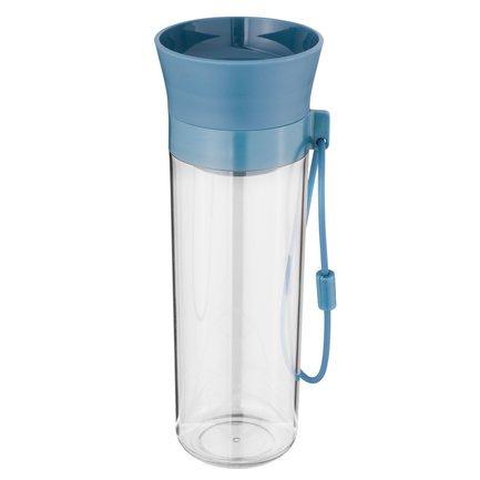 Бутылка для воды Leo (0.5 л), синяя 3950121 BergHOFF бутылка для воды fixflask синяя