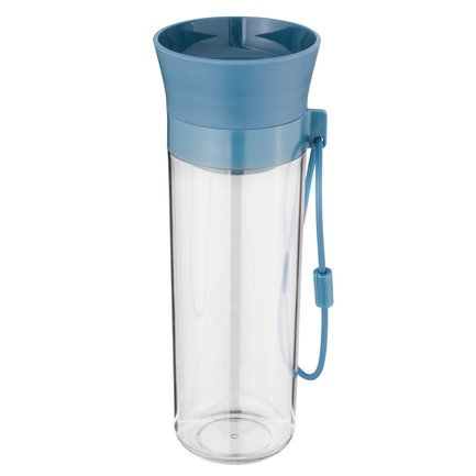 Бутылка для воды Leo (0.5 л), синяя 3950121 BergHOFF бутылка для воды 1 л sigg traveller 8327 00 светло серая