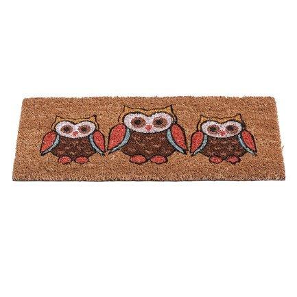 Gardman Коврик Owl EasyMat, 53х23 см 82457 Gardman цена
