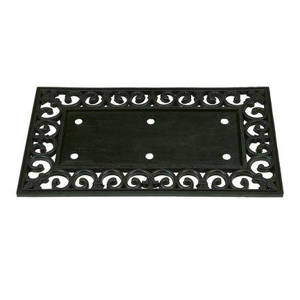 Gardman Коврик базовый резиновый EasyMat, 75х45 см, черный 82450 Gardman цена
