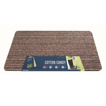 Gardman Коврик придверный хлопковый Candy, 70х100 см 82433 Gardman коврик придверный vortex листья 76 46 см