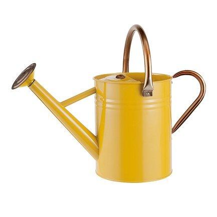 Gardman Лейка металлическая (4.5 л), желтая 34880 Gardman цена