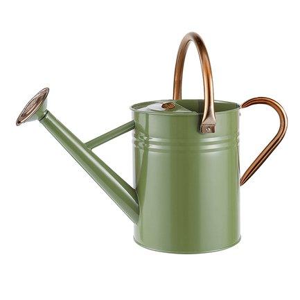 Gardman Лейка металлическая (4.5 л), зеленая 34882 Gardman цена