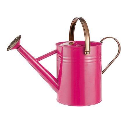 Gardman Лейка металлическая (4.5 л), розовая 34870 Gardman цена