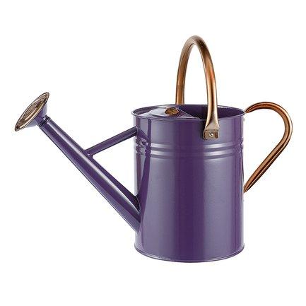 Gardman Лейка металлическая (4.5 л), фиолетовая 34881 Gardman цена