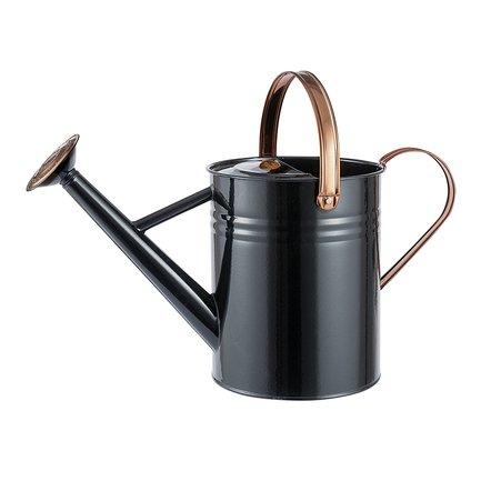 Gardman Лейка металлическая (4.5 л), черная 34883 Gardman цена