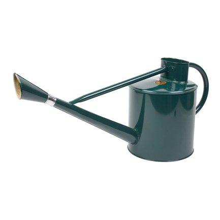 Gardman Лейка металлическая (9 л), с длинным носиком, зеленая 34913 Gardman цена