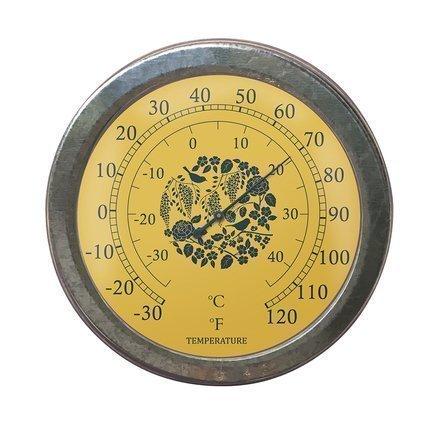 Gardman Термометр, 22.4 см 94816 Gardman крюк gardman для подвешивания корзин 15 см