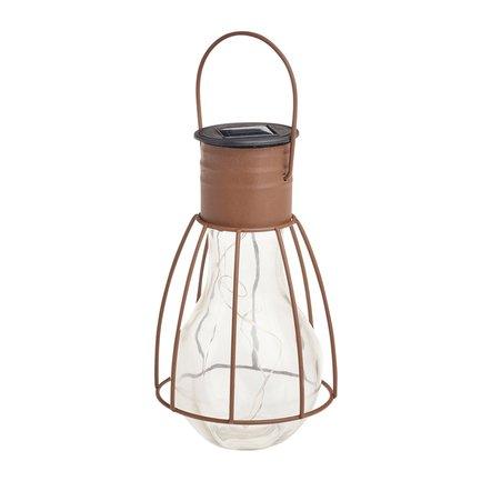 Gardman Фонарь уличный Solar Caged, 12х18 см L23004 Gardman цена