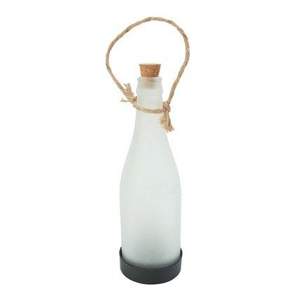 Gardman Фонарь уличный Solar Hanging Bottle, 7.8х25 см L23006 Gardman цена