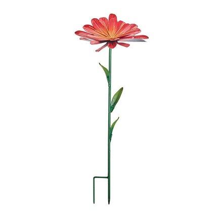 Gardman Штекер садовый Gerbera, 50 см, красный 09835 Gardman цена