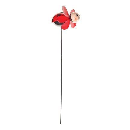 Gardman Штекер садовый Lady Bird, 50 см, красный 09850l Gardman цена